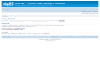 forum.bmwc1.free.fr screenshot