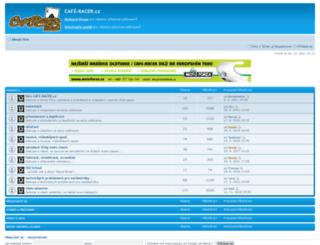forum.cafe-racer.cz screenshot
