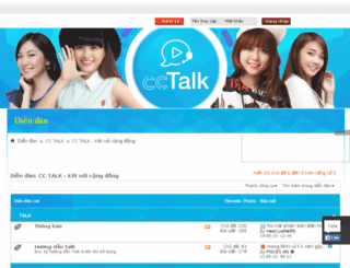 forum.cctalk.vn screenshot