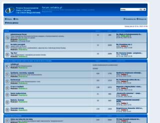 forum.celiakia.pl screenshot