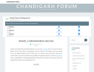 forum.chandigarhcity.info screenshot