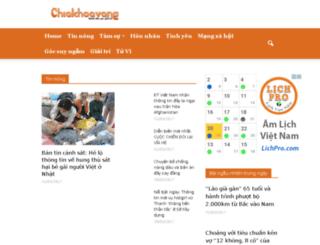 forum.chiakhoavang.net screenshot