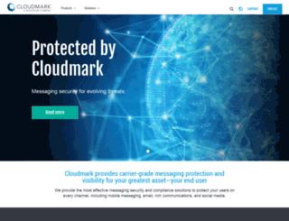 forum.cloudmark.com screenshot