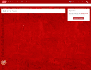forum.clubnr12.de screenshot