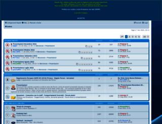 forum.cmaxclubitalia.it screenshot