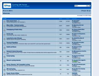 forum.ctc.org.uk screenshot