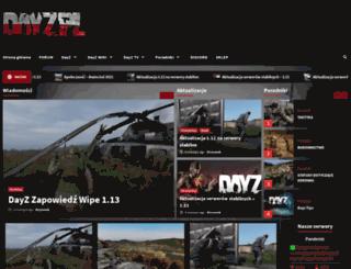 forum.dayz.pl screenshot