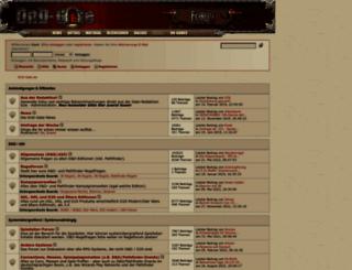 forum.dnd-gate.de screenshot