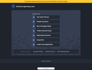 forum.dotclear-germany.com screenshot