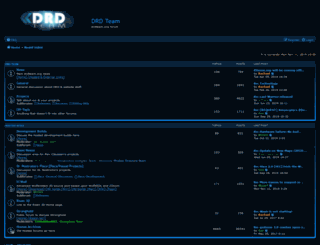 forum.drdteam.org screenshot