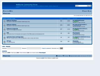 forum.embeddedethernet.com screenshot