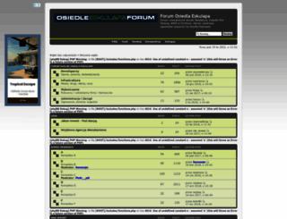 forum.eskulapa.bydgoszcz.pl screenshot