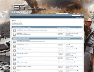 forum.eurogamez.eu screenshot