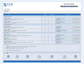 forum.ezbsystems.com screenshot