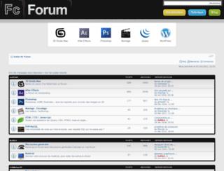 forum.finalclap.com screenshot