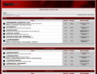 forum.foggiacalciomania.com screenshot