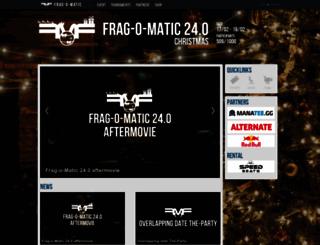forum.fom.be screenshot