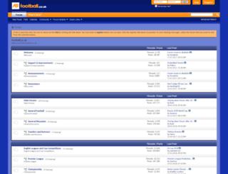 forum.football.co.uk screenshot