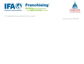 forum.franchise.org screenshot