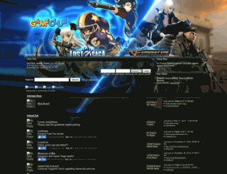 forum.gameclub.com screenshot