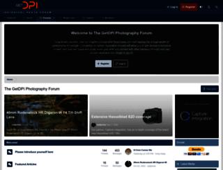 forum.getdpi.com screenshot