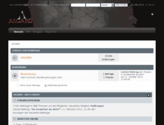 forum.gilde-asgard.de screenshot