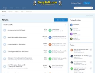 forum.greytalk.com screenshot
