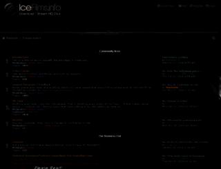 forum.icefilms.info screenshot