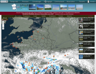 forum.infoclimat.fr screenshot