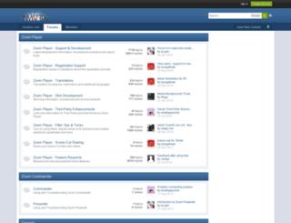 forum.inmatrix.com screenshot