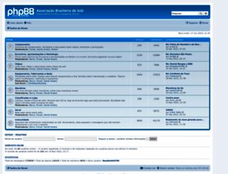 forum.ioiobrasil.org screenshot