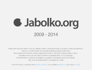 forum.jabolko.org screenshot