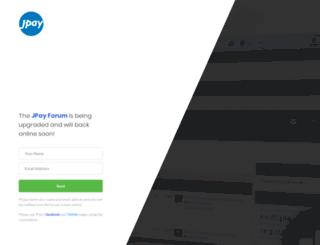 forum.jpay.com screenshot