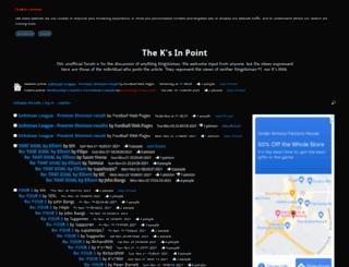 forum.kingstonian.net screenshot