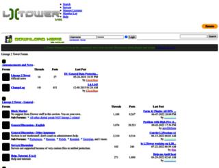 forum.l2tower.eu screenshot