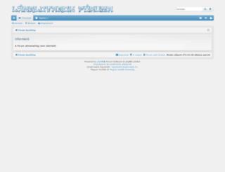 forum.langlovagok.hu screenshot