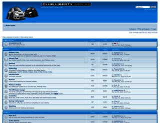 forum.liberty.asn.au screenshot