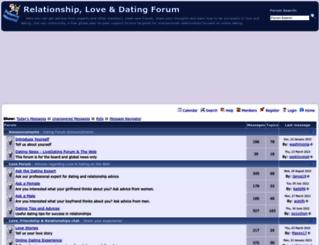 forum.livedatesearch.com screenshot