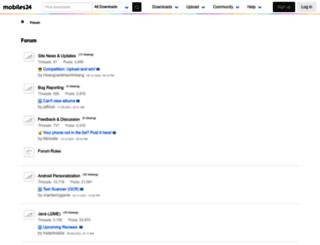 forum.mobiles24.com screenshot