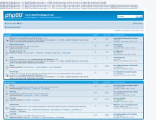forum.mobilitymagazin.de screenshot