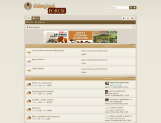 forum.nagrzyby.pl screenshot