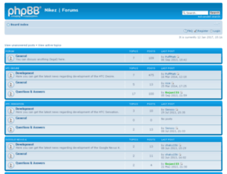 forum.nikez.nu screenshot