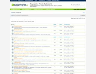 forum.nocowanie.pl screenshot