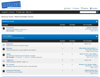 forum.novacep.net screenshot