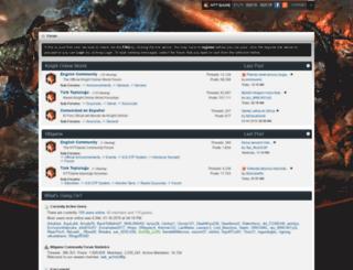 forum.nttgame.com screenshot