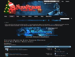 forum.nusa.net.id screenshot