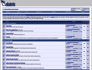 forum.oberonplace.com screenshot