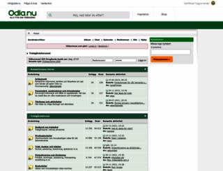 forum.odla.nu screenshot