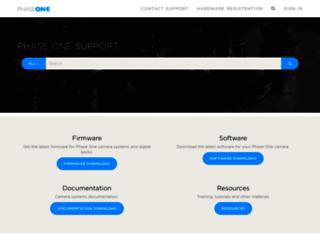 forum.phaseone.com screenshot