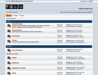 forum.piboso.com screenshot